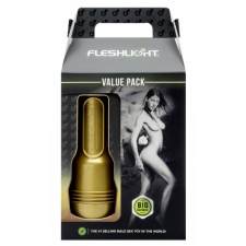 Fleshlight - The Stamina Training Unit szett (5részes) művagina