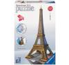 Ravensburger 216 db-os 3D puzzle - Eiffel torony - Párizs (12556) puzzle, kirakós