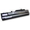 LG X110 netbook fekete 4400mAh Notebook Akkumulátor