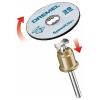 Dremel EZ SpeedClic fémvágó korongok (5db) (SC456)