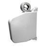 NEMMEGADOTT redőnyautomata fehér Maxi + heveder (23mm/5,3m)