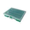 NEMMEGADOTT aprócikktartó műanyag SK1-4 4 fakkos zöld