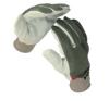 NEMMEGADOTT védőkesztyű hasított bőr, pamut kézhát GUIDE 197 (10) védőkesztyű
