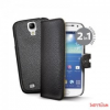 CELLY Samsung S4 mini flip cover tok, fekete