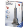 Ravensburger 3D puzzle, Empire State Building, 216 db (4005556125531)