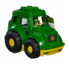 Mega Bloks Kis zöld traktor mega bloks