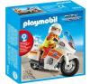 Playmobil Mentős motoron - 5544 playmobil