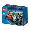 Lego City - Rendõrségi ATV 60006