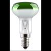 Discolux színes reflektorizzó R50 40W E14 zöld GE/Tungsram