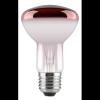 Discolux színes reflektorizzó R63 40W piros GE/Tungsram