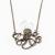 Antikolt polip medálos nyaklánc jwr-1164