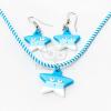 Gyerek ékszer szett csillagos - kék jwr-1575