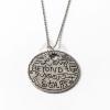 Ezüst bevonatos nyaklánc - Love beyond the moon jwr-1423