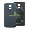 Samsung SM-G800 Galaxy S5 mini akkufedél, fekete