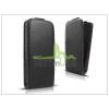Haffner Slim Flexi Flip bőrtok - LG L90 D405 - fekete