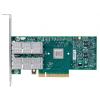 Mellanox ConnectX®-3 EN NIC, 40GigE, dual-port QSFP, PCIe3.0