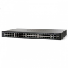 Cisco Small Business 48 10/100/1000 Ports + 2 Combo mini-GBIC PoE