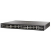 Cisco Small Business 48-Port Gig with 4-Port 10-Gigabit Stackable Managed Switch, POE