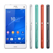 Sony Xperia Z3 Compact mobiltelefon