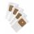 Nilfisk-ALTO 4 darabos készlet Multi porszívókhoz