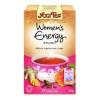 Yogi Bio Női Energia tea 17 filter
