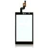 LG P920 Optimus 3D érintőplexi fekete*