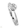 Silvertrends ezüst gyűrű 52-es méret - ST357/52