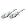 ROLINE UTP CAT5e patch kábel, szürke, 5m (XUTPC5PKAB5)
