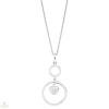 Silvertrends ezüst nyakék - ST1010