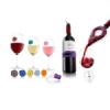 Vacu Vin borkóstoló szett (kiöntő, hőmérő, levegőztető, pohárjelölő)