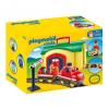 LEGO Aprók hordozható vonatszettje - 6783