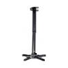 Stell állítható projektor tartó 40-62 cm, Fekete