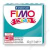 Gyurma, 42 g, égethető, FIMO Kids, türkiz (FM803039)