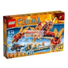 LEGO CHIMA Repülő főnix tűz templom 70146 lego