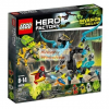 LEGO HERO FACTORY QUEEN Beast vs. FURNO, EVO és STORMER 44029