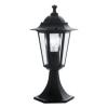 EGLO 22472 - LATERNA 4 kültéri lámpa 1xE27/60W fekete