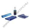 MANHATTAN 421010 Mini Lcd Tisztító Kit, Alkohol Mentes, Tisztító kendővel, ecsettel 60ml nyomtatópatron & toner