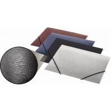 """PANTA PLAST Gumis mappa, 15 mm, PP, A4, PANTA PLAST """"Simple"""" metál bordó mappa"""