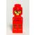 LEGO Microfig Minotaurus Gladiator-piros