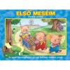 Manó Könyvek ELSŐ MESÉIM - PUZZLE-KÖNYV  (611078)