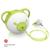 Nosiboo elektromos orrszívó - Zöld