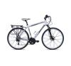 56-os, 24 sebességes Carratt Hunter kerékpár 28″, fehér cross trekking kerékpár