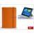 """SOX univerzális tok 8"""" méretű tablet készülékekhez - SMART SLIM TABLET - narancs"""
