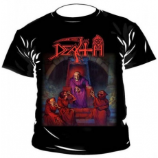 Death, Scream Bloody Gore póló