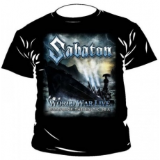 Sabaton, World War Live póló