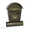 Holiday újságtartós utcai postaláda (antik arany)