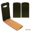 CELLECT LG G3 S/Mini Flip bőr tok,Fekete
