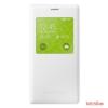 Samsung Galaxy Note 4 s-view flip cover,Fehér