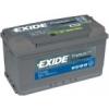 100Ah EXIDE Premium EA1000 autó akkumulátor jobb+