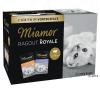 Miamor Ragout Royale Kitten vegyes csomag 12 x 100 g - Szárnyas aszpikban + marha aszpikban